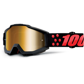 100% Accuri Anti Fog Mirror Goggles gernica